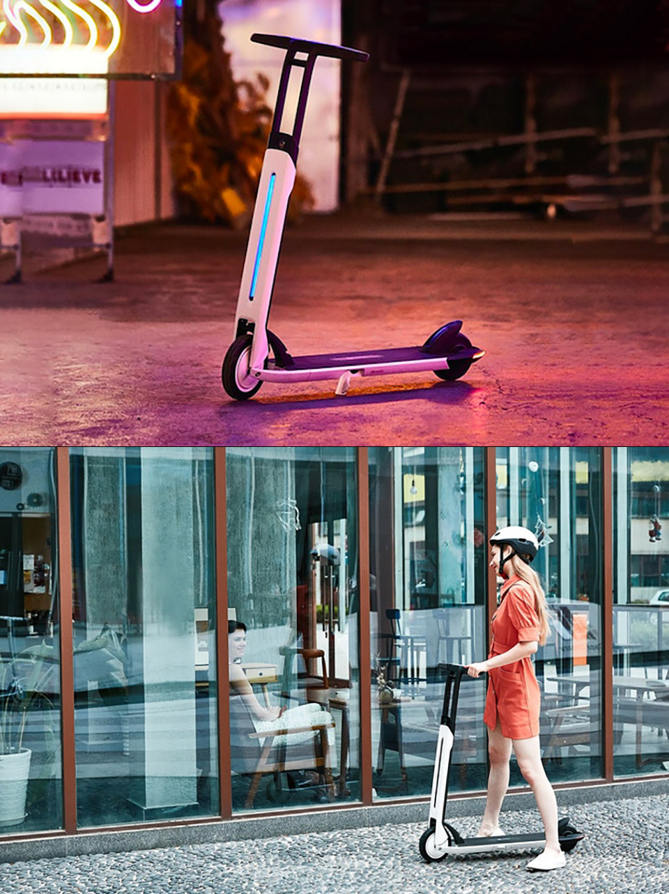 Segway Air T15 Electric Scooter