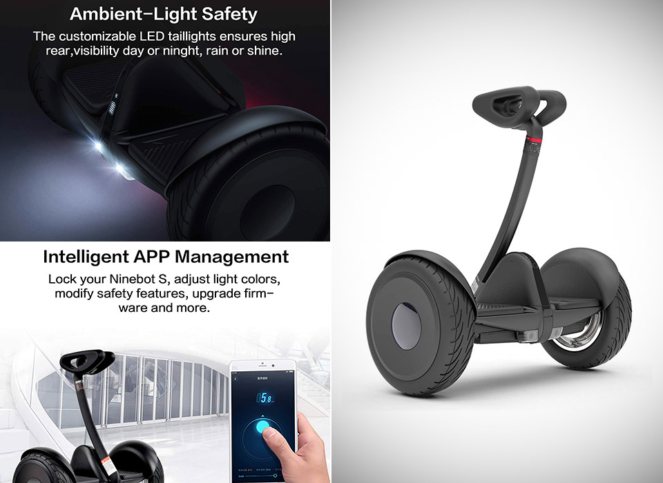 Segway Ninebot S Electric Scooter