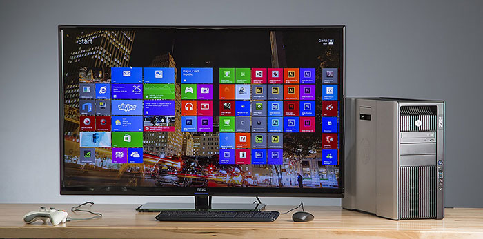 Seiki 39-inch 4K TV