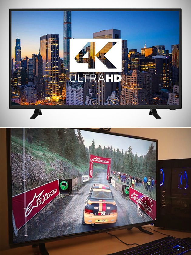 Seiki 4K Ultra HD TV