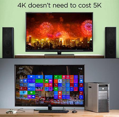 Seiki 55-inch 4K TV