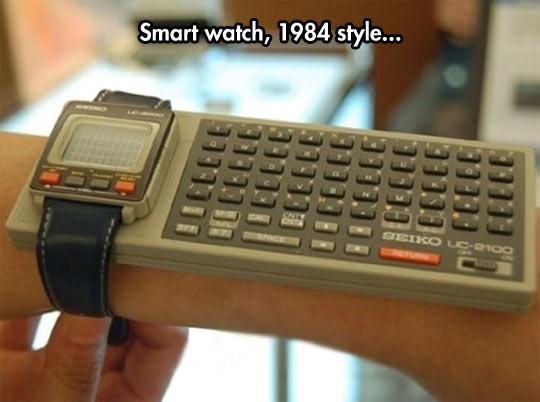 Seiko UC-2000 Wrist Computer