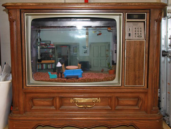 Seinfeld Fish Tank