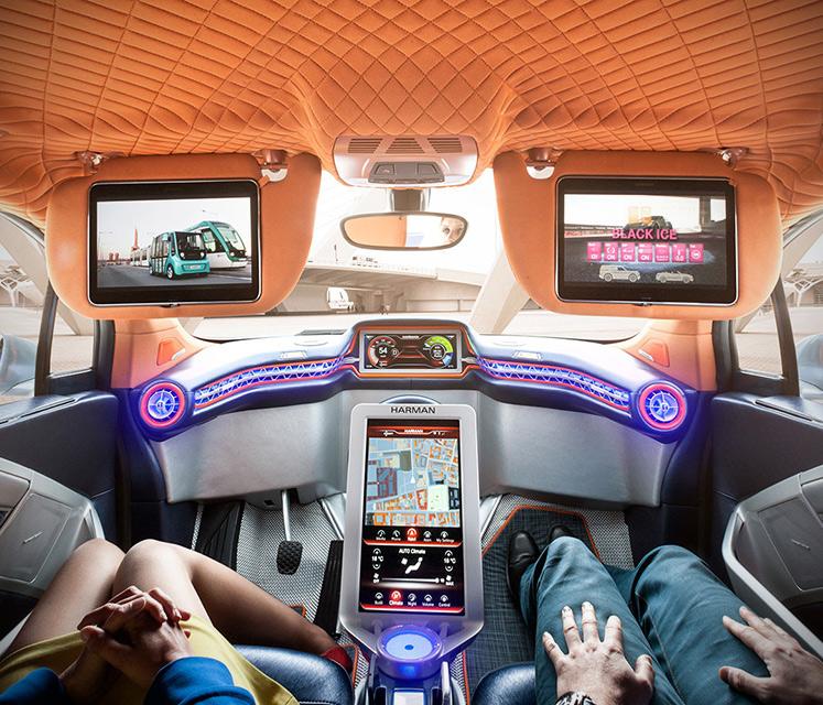 Self Driving BMW i3