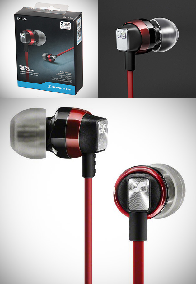 Sennheiser CX 3.0 Headphones