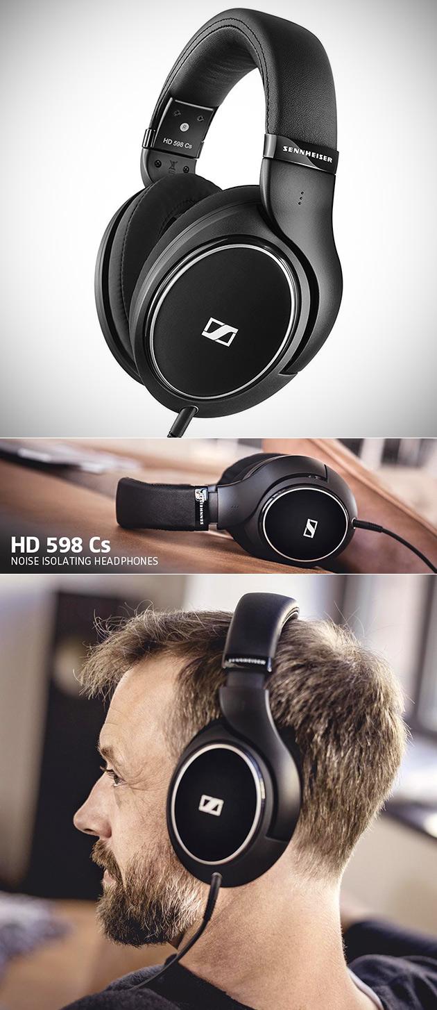 Sennheiser HD 598 Cs
