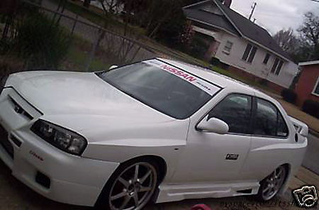 eBay Watch: Nissan Sentra to Nissan Skyline R34 Conversion ...