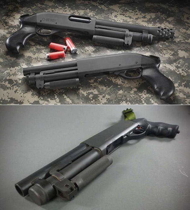 Sebu Super-Shorty Shotgun