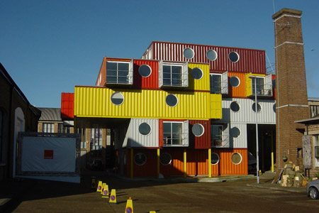 Top 3 most incredible shipping container homes techeblog - Container homes london ...