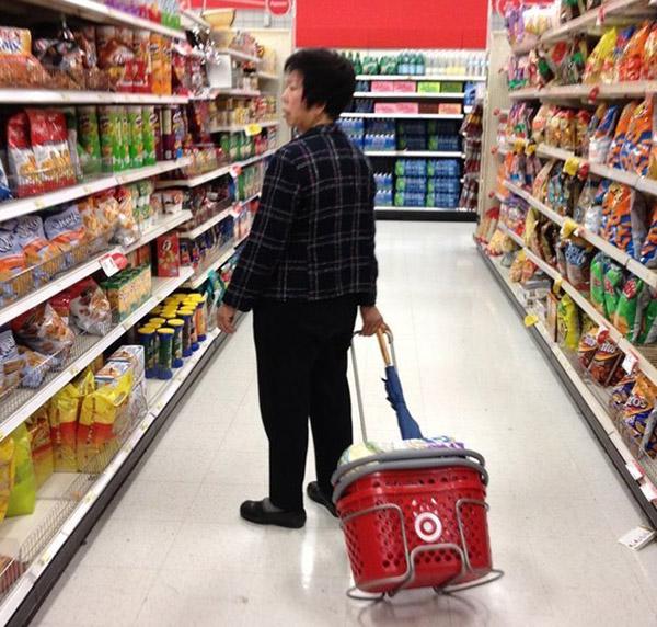 Shopping Basket Fail