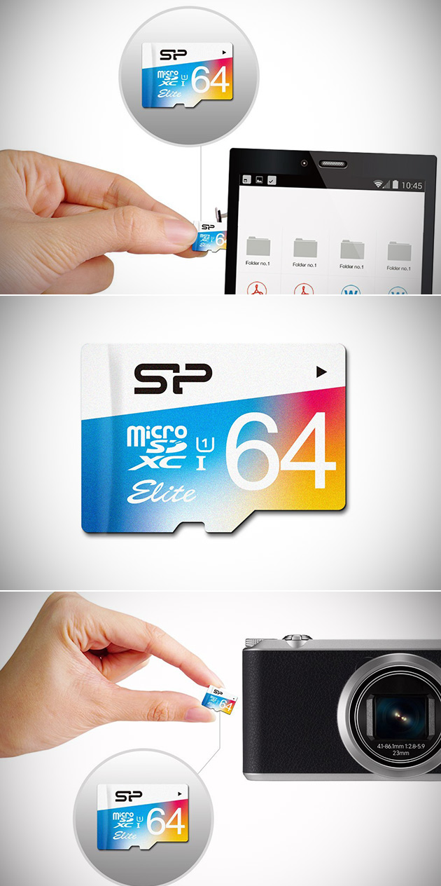 Silicon Power MicroSDXC