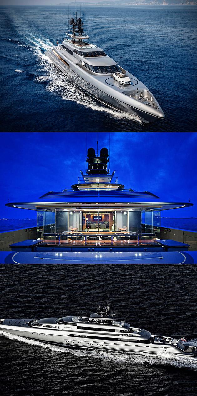 Silverfast Superyacht