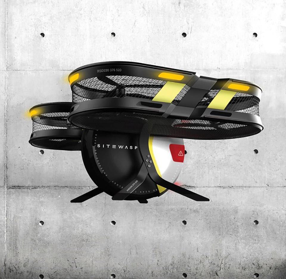 SiteWasp Drone