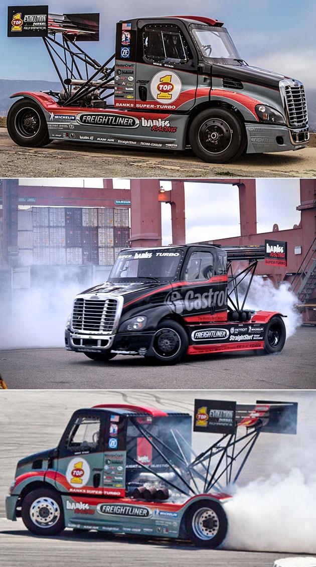 Size Matters 2 Drifting Truck