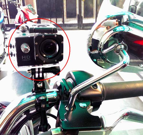 SJ4000 vs GoPro