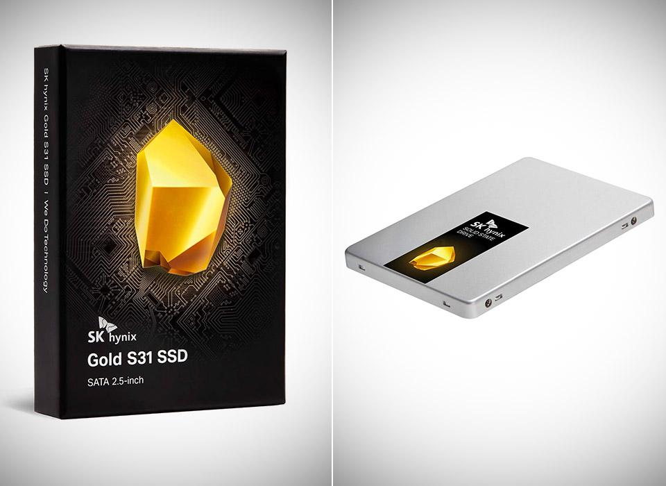 SK Hynix S31 3D NAND SSD