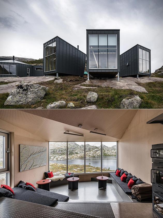 Skapet Mountain Lodges