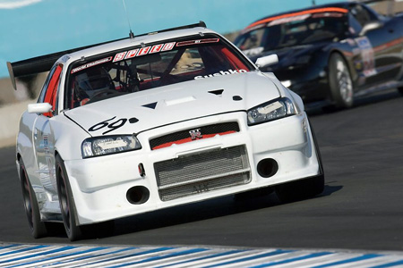 "Currently at $30100 on eBay, this Nissan Skyline R34 GT-R ""was originally"