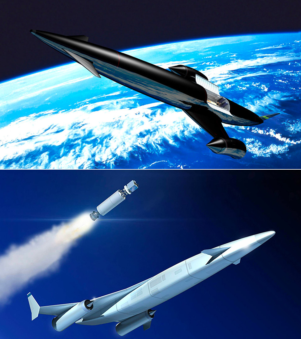 Skylon Spaceplane