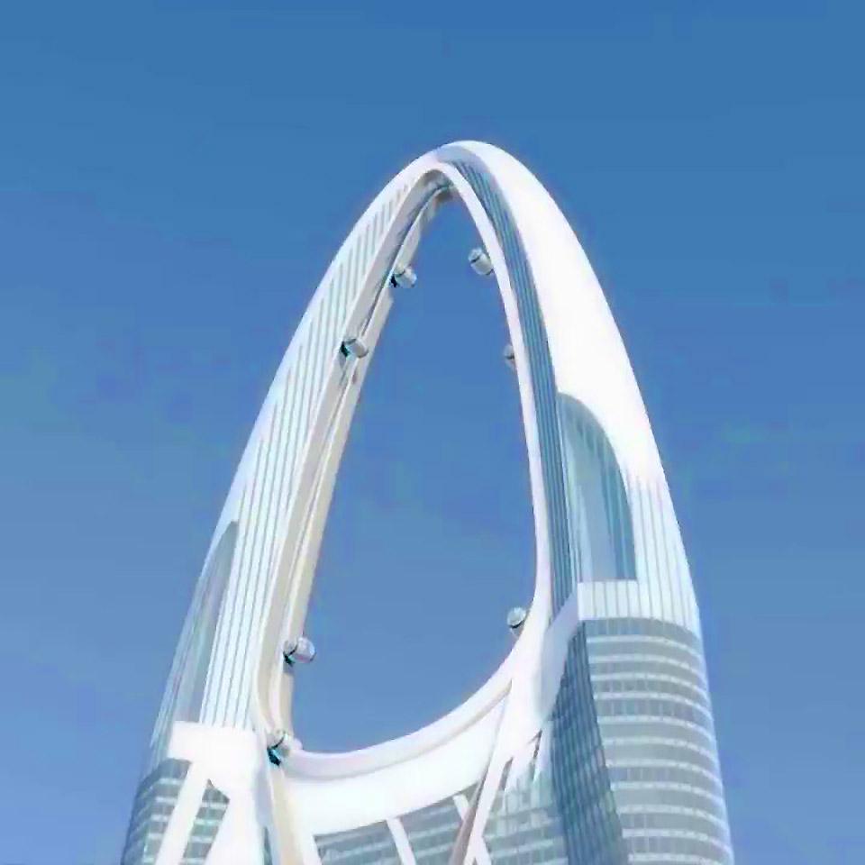 Skypod Elevator Vertical Maglev