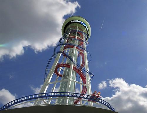 Skyscraper Coaster