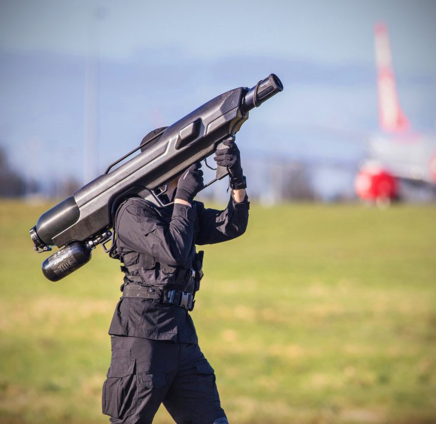 SkyWall 100 Drone Defense System