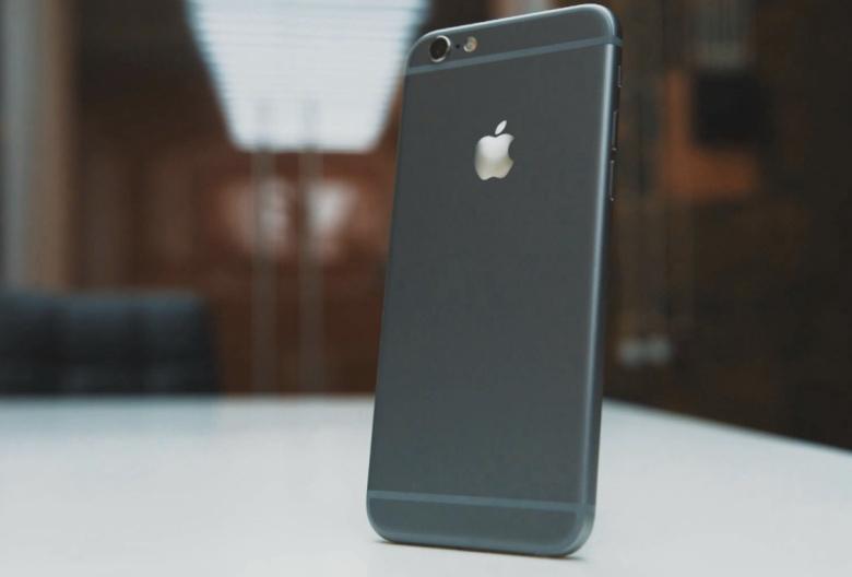 Slate iPhone 6