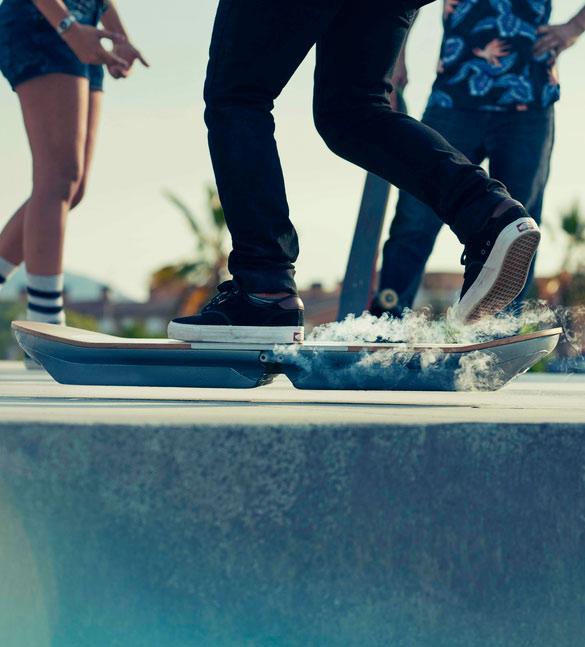 Slide Hoverboard by Lexus