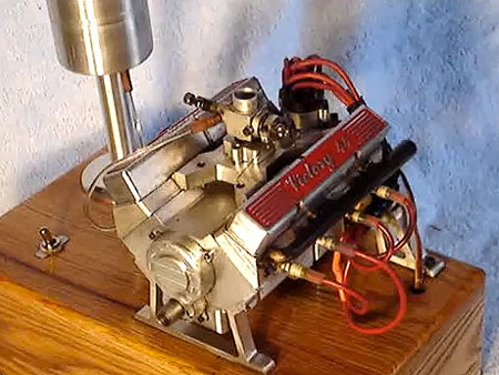 6 Of The Worlds Smallest Running Engines Techeblog