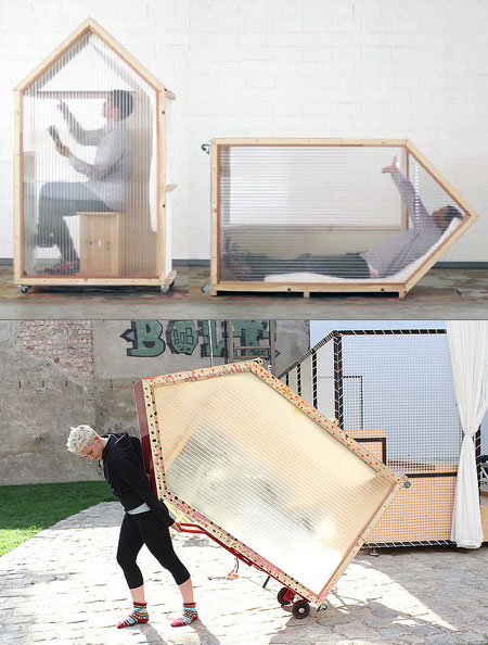 15square Metres House Ideas: 1-Square-Meter House Is World's Smallest
