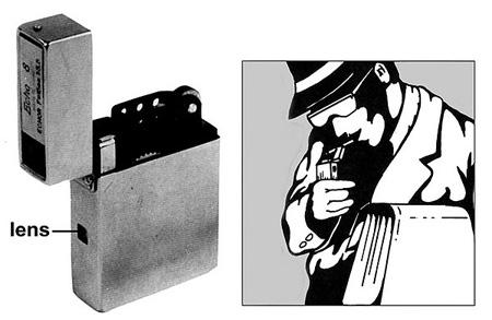 Small Spy Cameras
