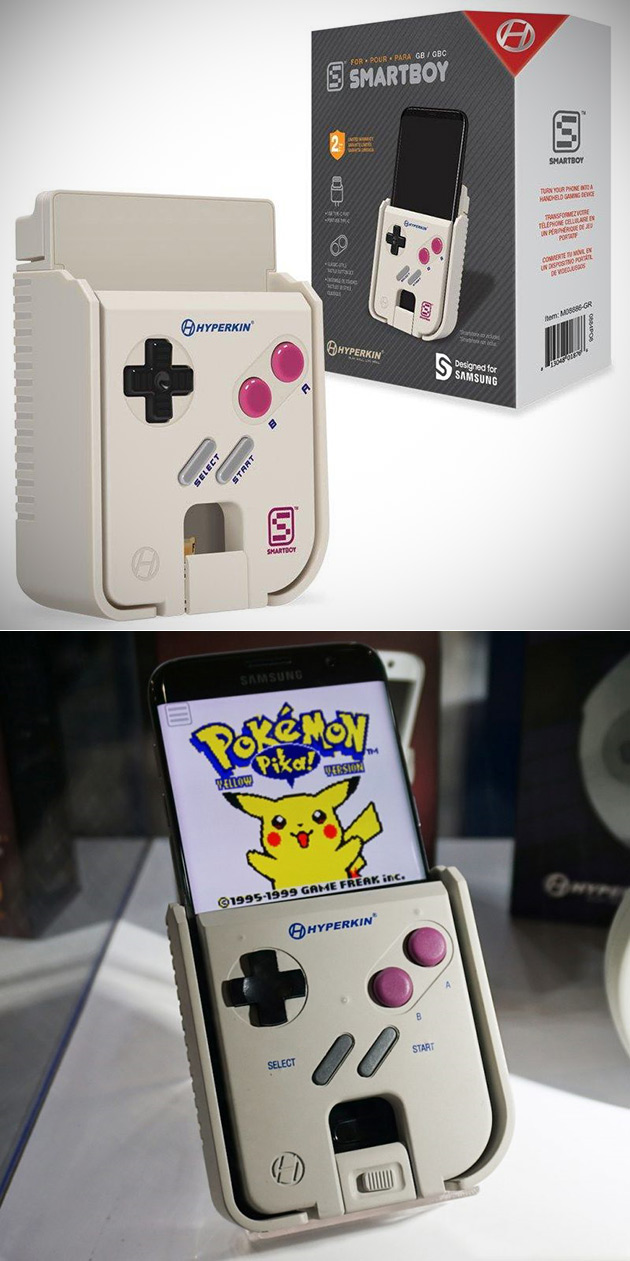 SmartBoy Game Boy