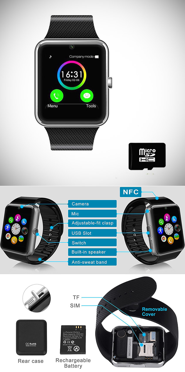 Smartlife Smart Watch