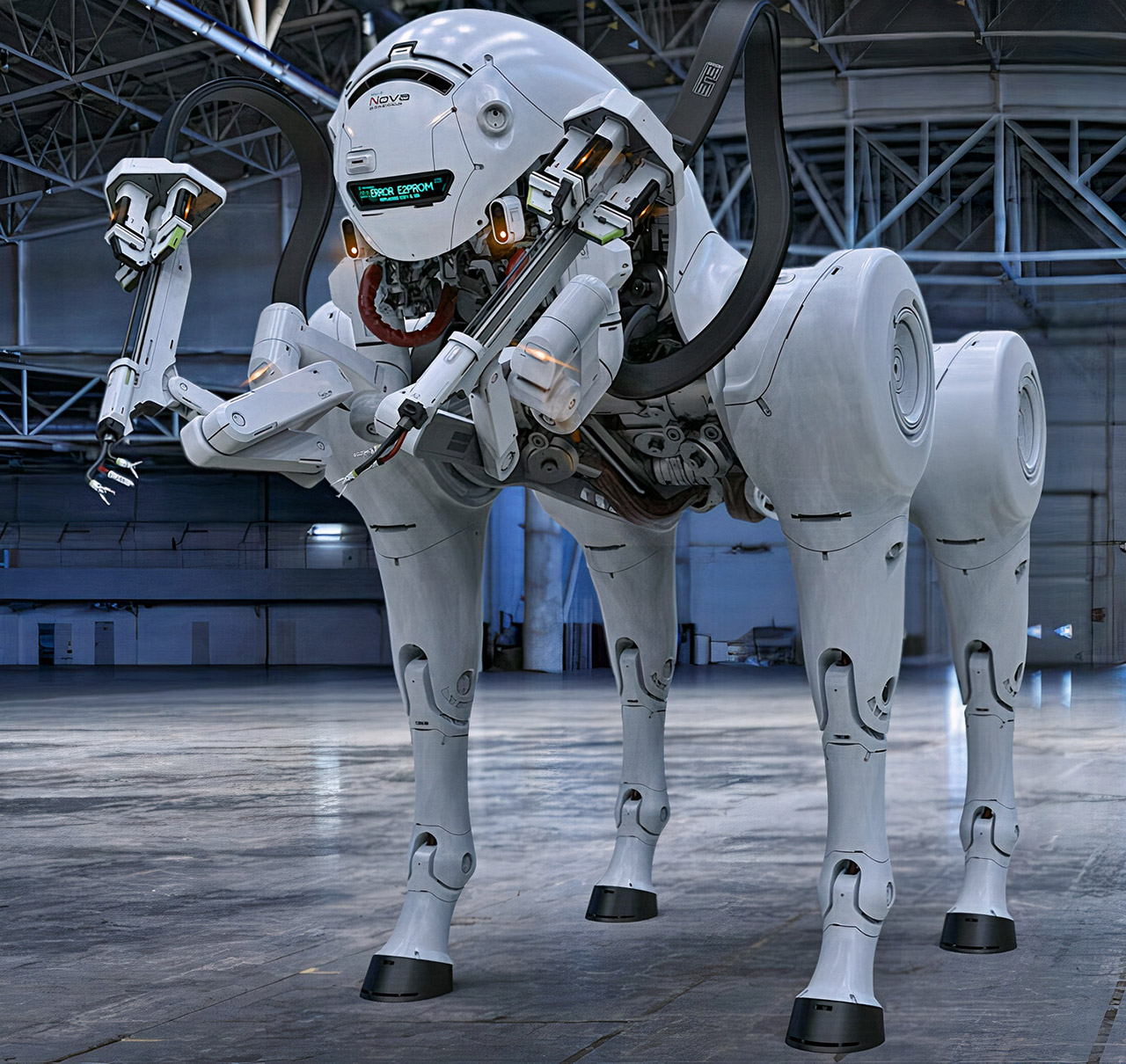 SN-3 Nova Robotic Dog