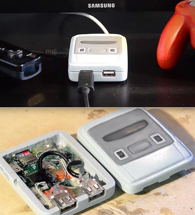 SNES Micro