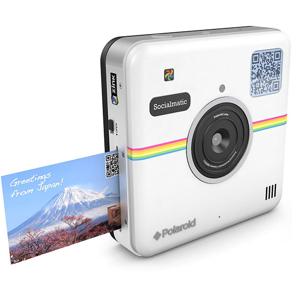 Socialmatic Instagram Instant Camera