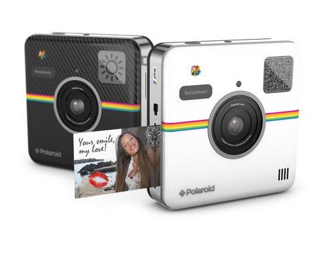 Socialmatic Camera