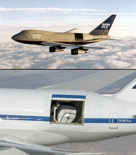 NASA Sofia 747 (page 3) - Pics about space