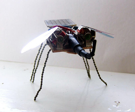 Solar Powered Robots
