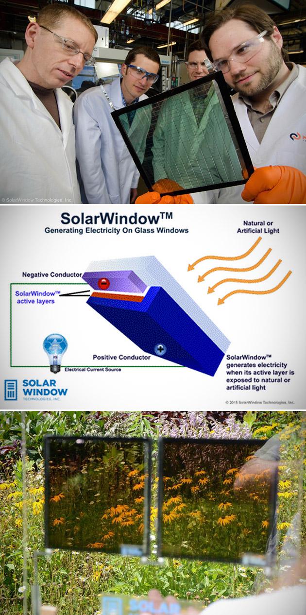 SolarWindow Technologies