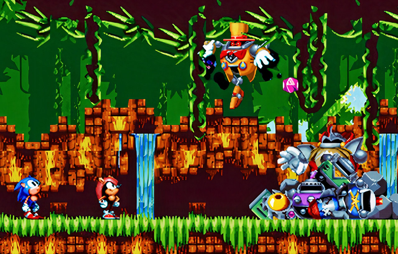 Sonic Mania Epic Games Store Free Download