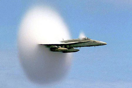 Sonic Boom Rocks Florida During Space Shuttle Endeavour ...