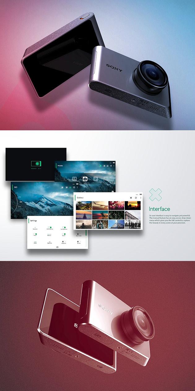 Sony A16 Camera
