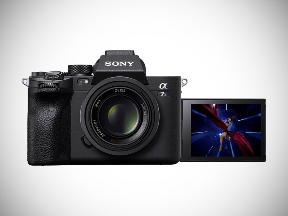 Sony A7S III Mirrorless Camera