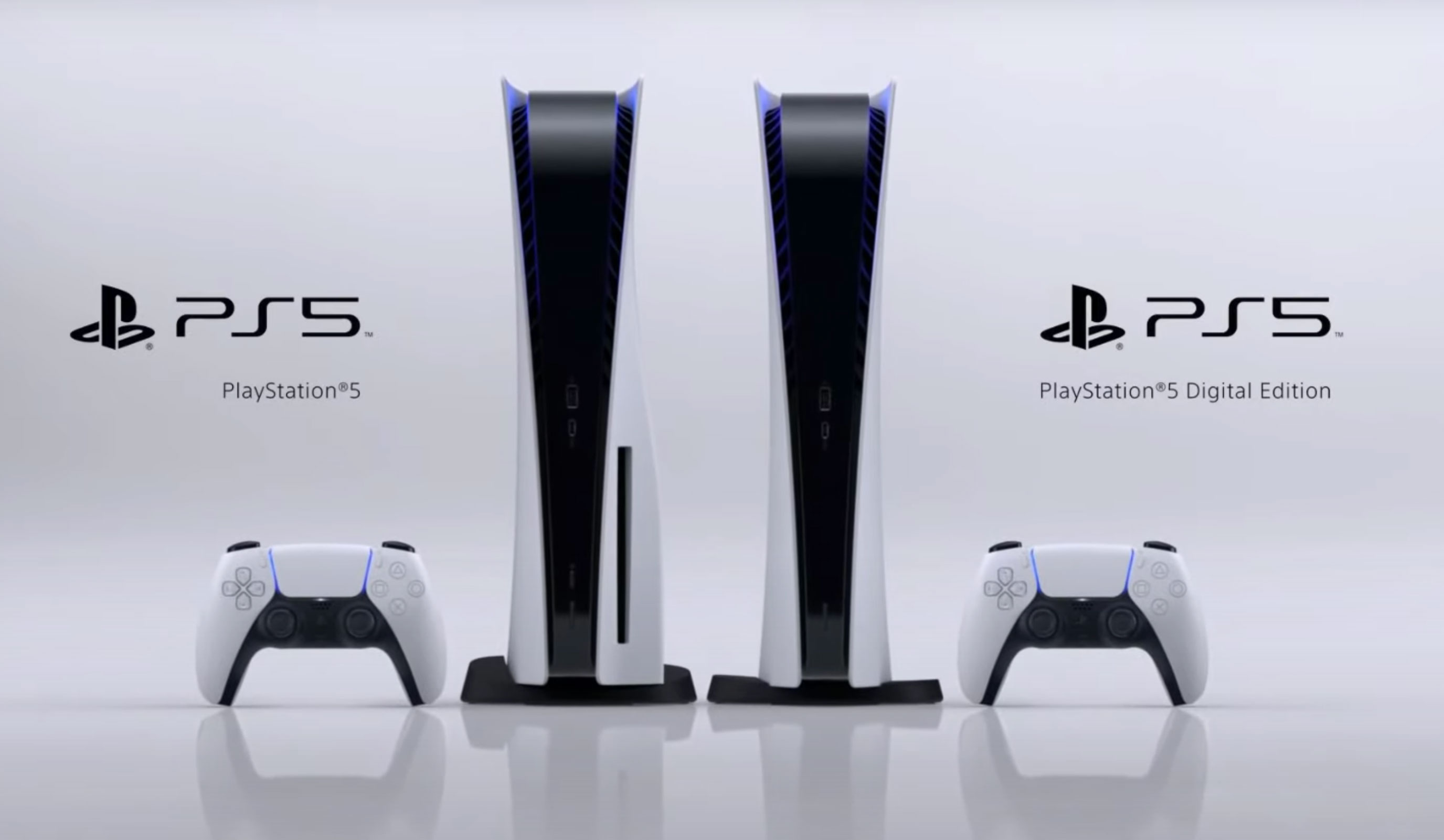 Sony PlayStation 5 Console Official Digital Edition