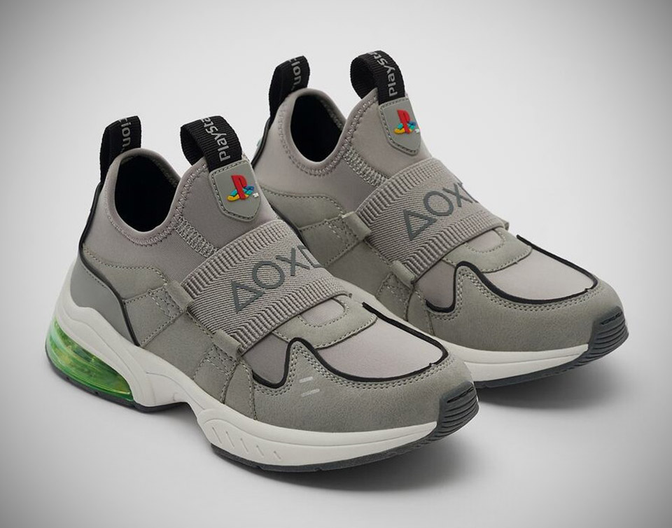 Sony PlayStation Sneakers Zara
