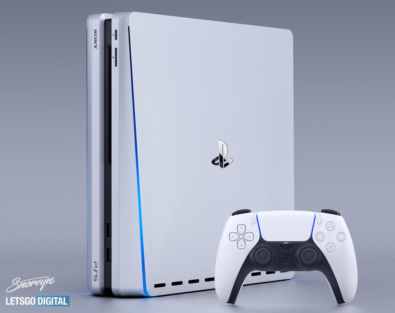 Sony PS5 Console DualSense Controller