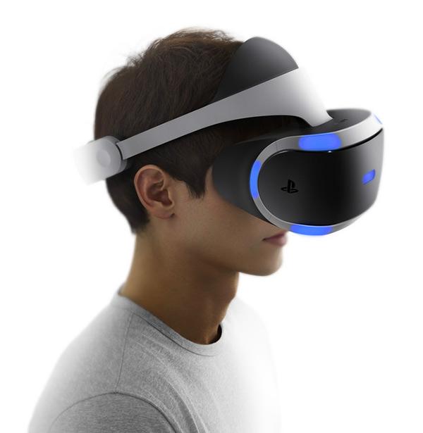 Sony Project Morpheus Prototype