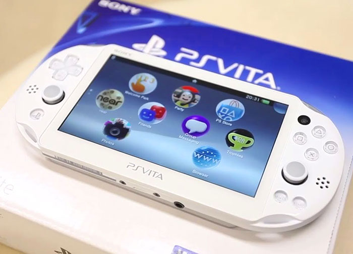 Sony PS Vita Slim Hands-On