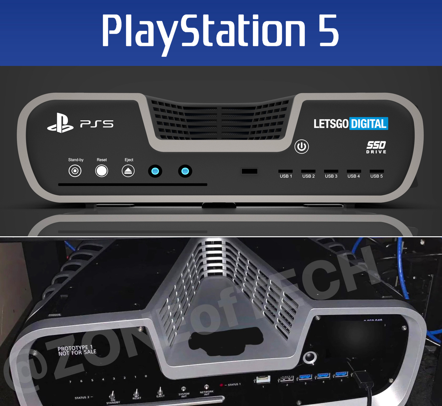 Sony PS5 Dev Kit